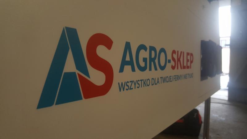 Plansza symulacji wentylacji Agro - Sklep
